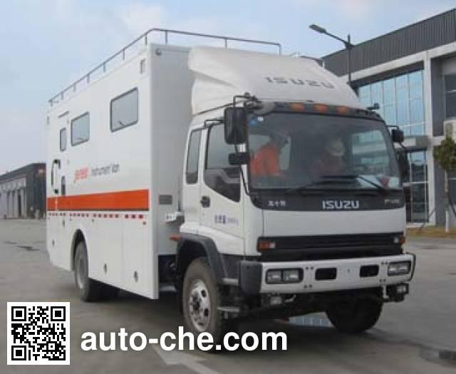 Jereh JR5130TBC control and monitoring vehicle