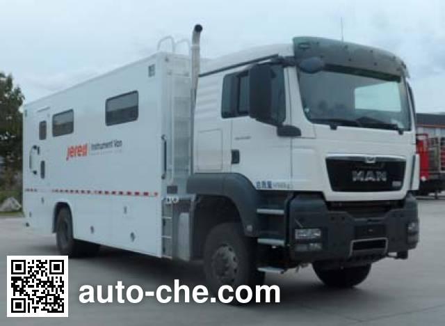 Jereh JR5144TBC control and monitoring vehicle
