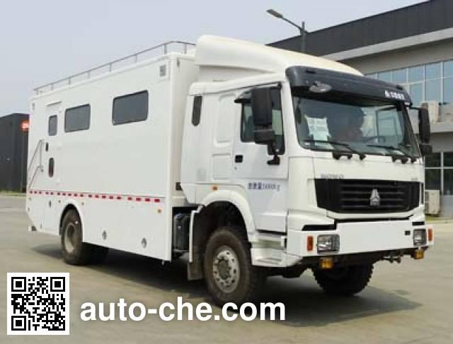 Jereh JR5151TBC control and monitoring vehicle