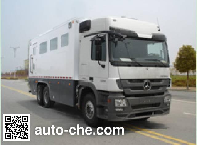 Jereh JR5170TBC control and monitoring vehicle