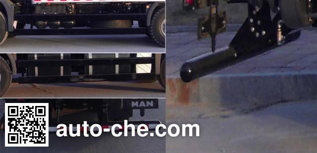 Jereh JR5230TGJ cementing truck