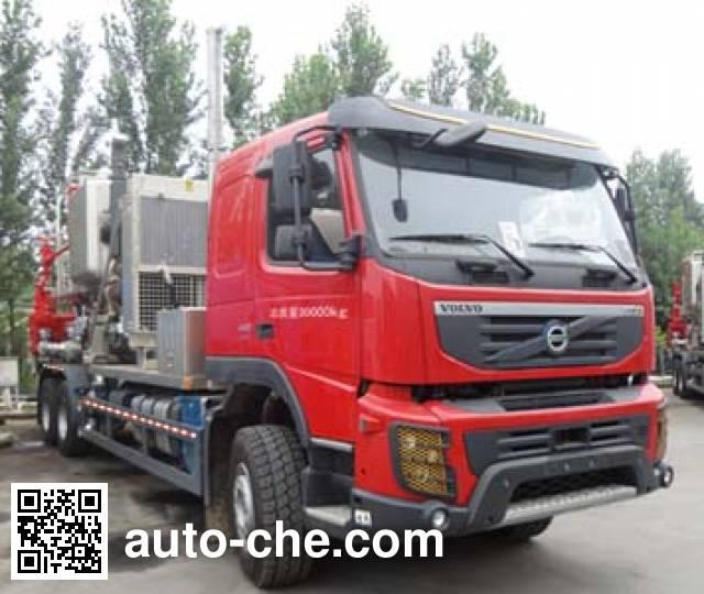 Jereh JR5300TYL fracturing truck