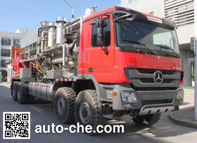 Jereh JR5451TYL fracturing truck