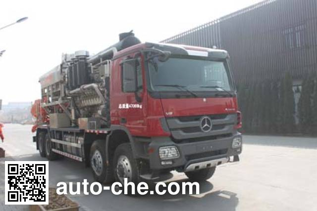Jereh JR5471TYL fracturing truck