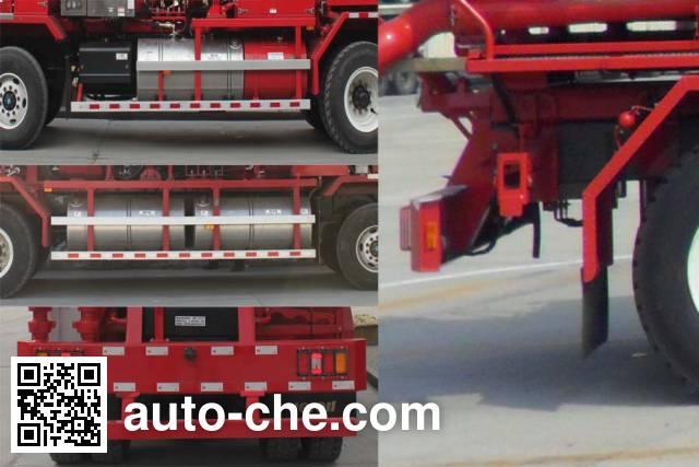 Jereh JR5472TYL fracturing truck