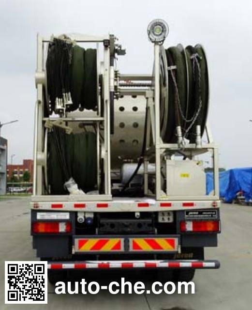 Jereh JR5480TLG coil tubing truck