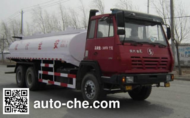 Jishi JS5251GGS water tank truck