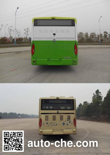 AsiaStar Yaxing Wertstar JS6101GHBEV2 electric city bus