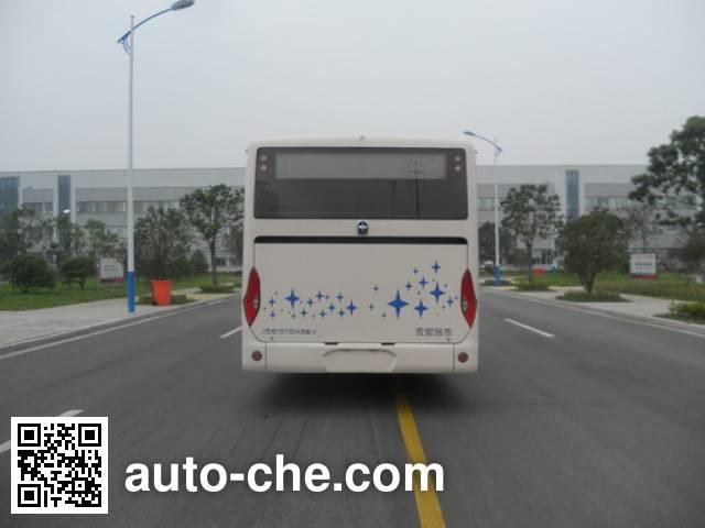 AsiaStar Yaxing Wertstar JS6101GHBEV electric city bus