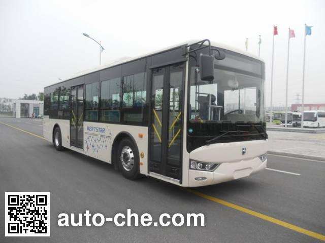 亚星牌JS6101GHBEV纯电动城市客车