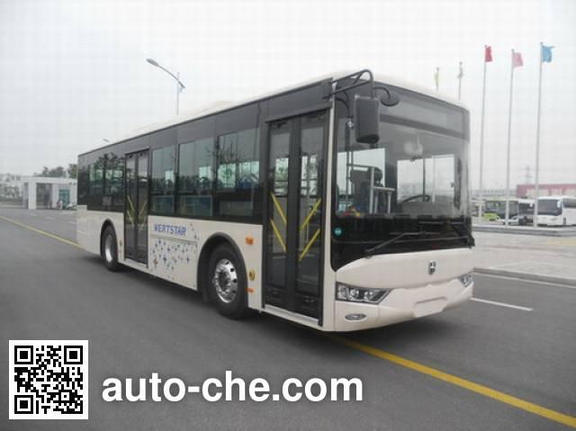 亚星牌JS6108GHBEV2纯电动城市客车