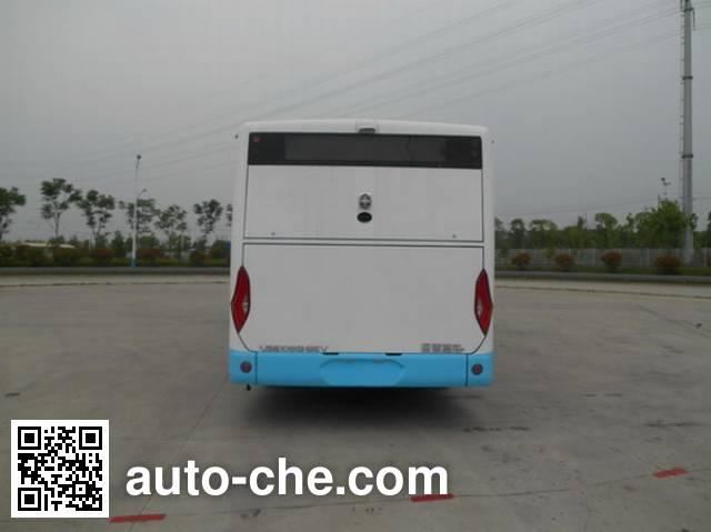 AsiaStar Yaxing Wertstar JS6108GHBEV6 electric city bus