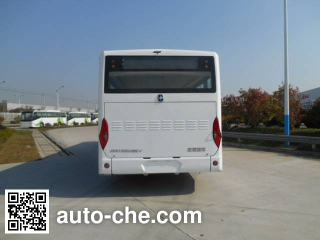 AsiaStar Yaxing Wertstar JS6122GHBEV electric city bus