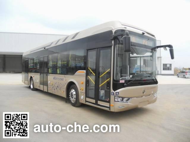 亚星牌JS6126GHQJ城市客车