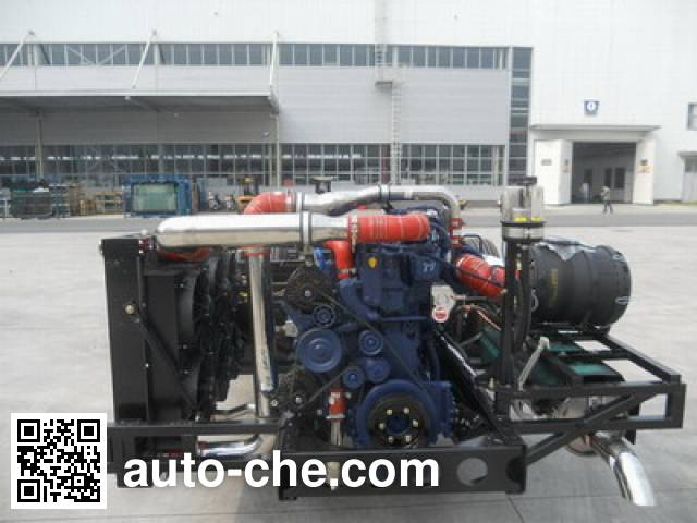 AsiaStar Yaxing Wertstar JS6128GHDP bus chassis