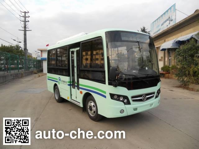 亚星牌JS6550GP城市客车