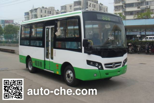 AsiaStar Yaxing Wertstar JS6600GP city bus