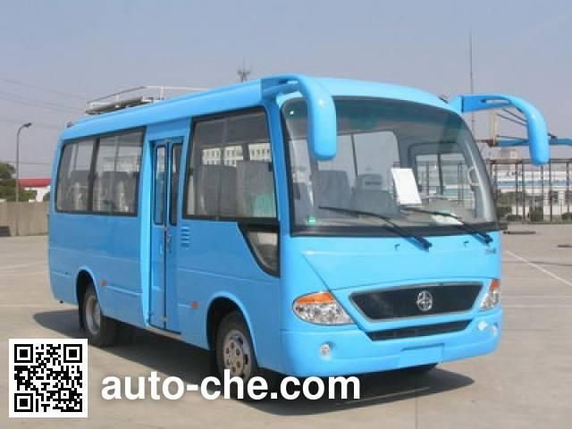 亚星牌JS6608TA客车