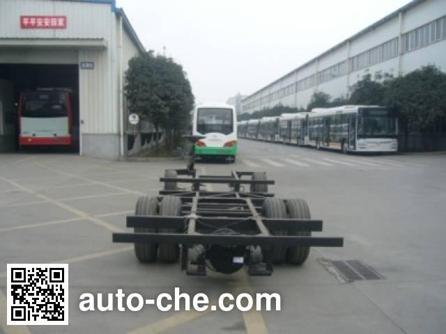 亚星牌JS6630GHDBEV纯电动客车底盘