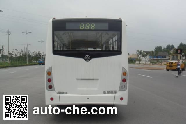 AsiaStar Yaxing Wertstar JS6660GHBEV electric city bus