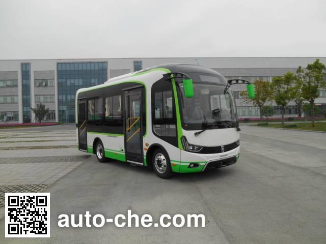 亚星牌JS6680GHBEV3纯电动城市客车