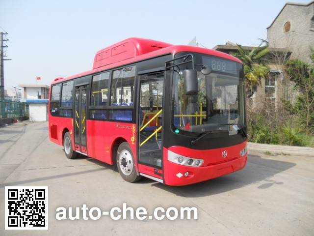 AsiaStar Yaxing Wertstar JS6770GHCP city bus