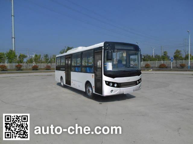 亚星牌JS6818GHBEV3纯电动城市客车