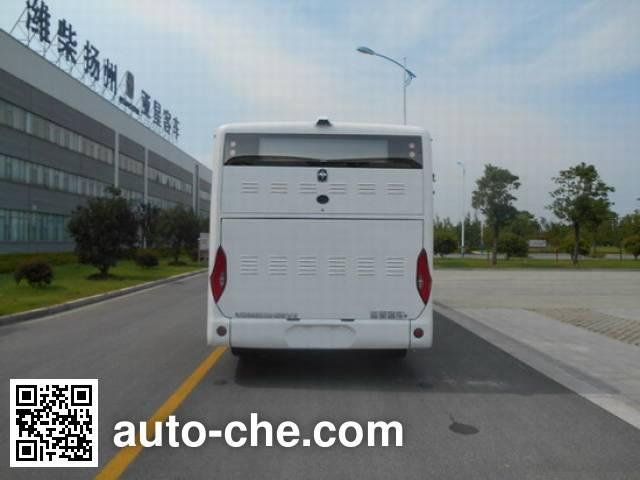 亚星牌JS6851GHBEV10纯电动城市客车