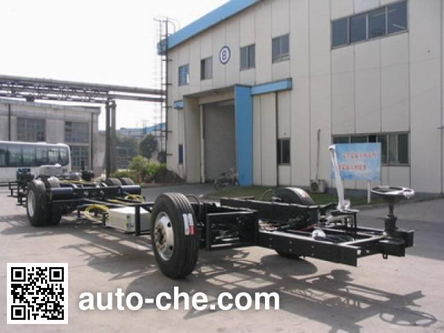 亚星牌JS6851GHDBEV纯电动客车底盘