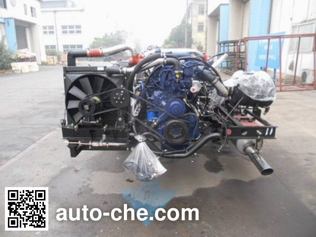 AsiaStar Yaxing Wertstar JS6851GHDP bus chassis