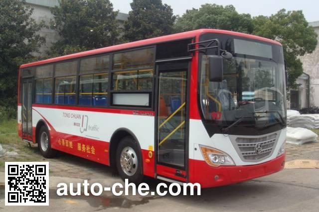 亚星牌JS6861GCP城市客车