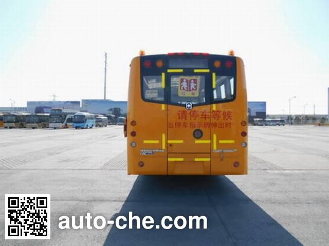 AsiaStar Yaxing Wertstar JS6900XCP primary school bus