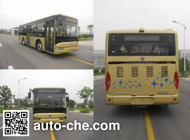 AsiaStar Yaxing Wertstar JS6936GHCP city bus