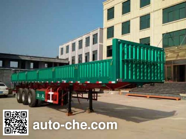 Lujia JSF9400Z dump trailer