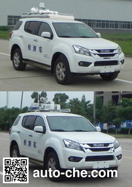 红都牌JSV5030XJCMAA4检测车