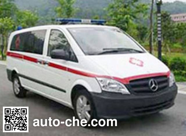 JMC JSV5030XJHZ ambulance