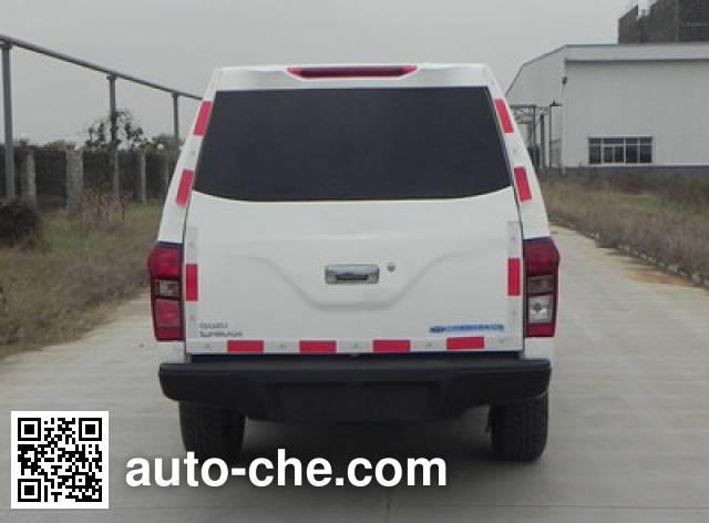 红都牌JSV5031XJQMSA4警犬运输车