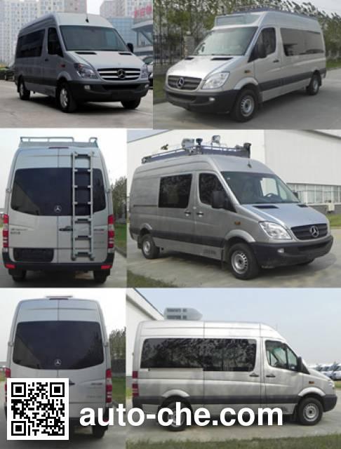 Hongdu JSV5042XZHMD command vehicle