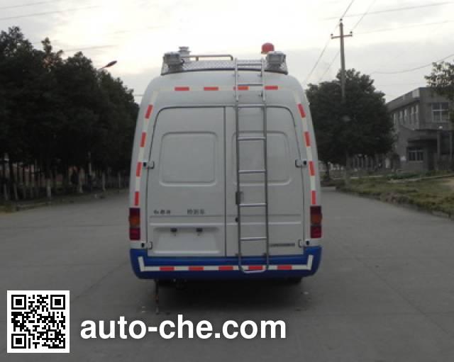 红都牌JSV5051XJCZ2检测车
