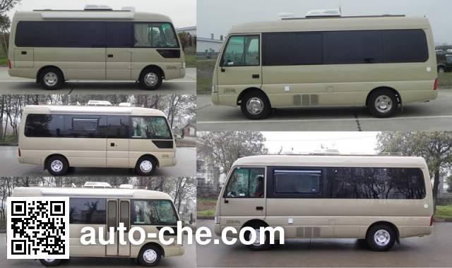 Hongdu JSV5051XLJMR25 motorhome