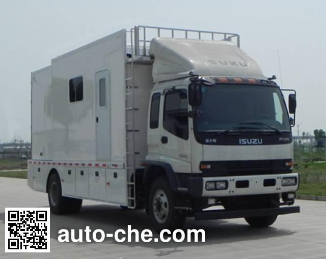 Hongdu JSV5160XJCMAR24 inspection vehicle