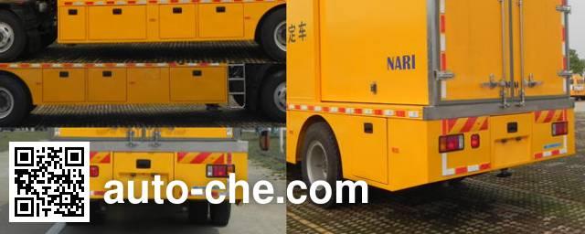 Hongdu JSV5160XJCMR24 inspection vehicle