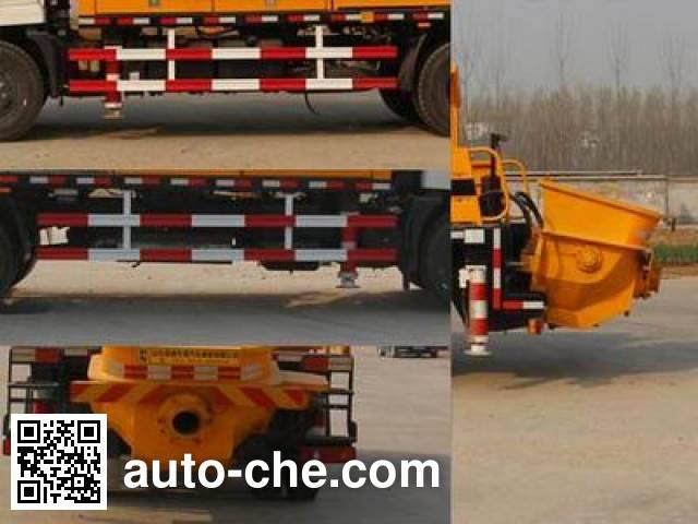 Jiayuntong JTC5120THB truck mounted concrete pump