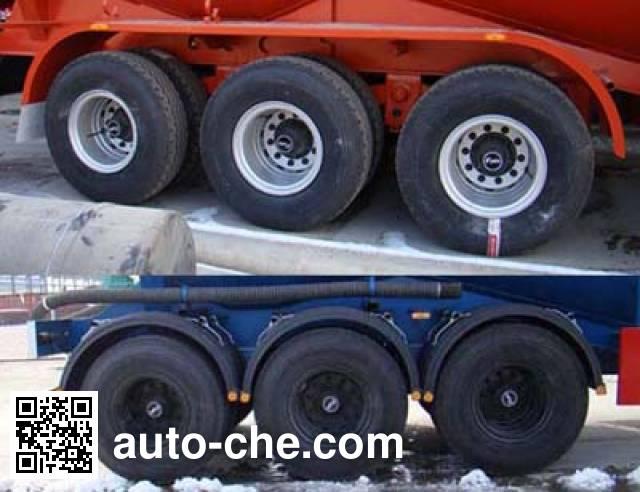 Jiayuntong JTC9401GXH ash transport trailer