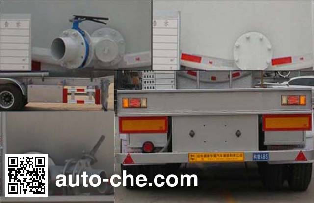 Jiayuntong JTC9400GYSNN liquid food transport tank trailer