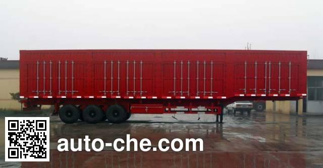 Qiang JTD9404XXYA box body van trailer