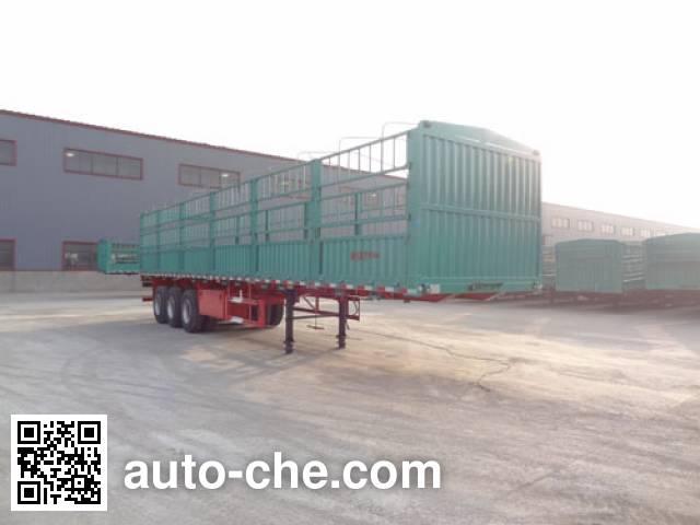 Juntong JTM9404CCY stake trailer