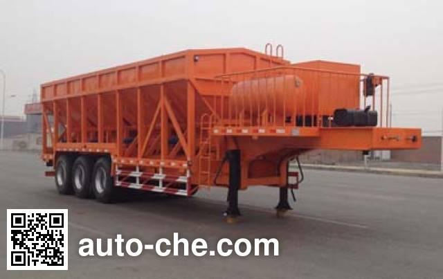 Juntong JTM9400TCX snow removal trailer