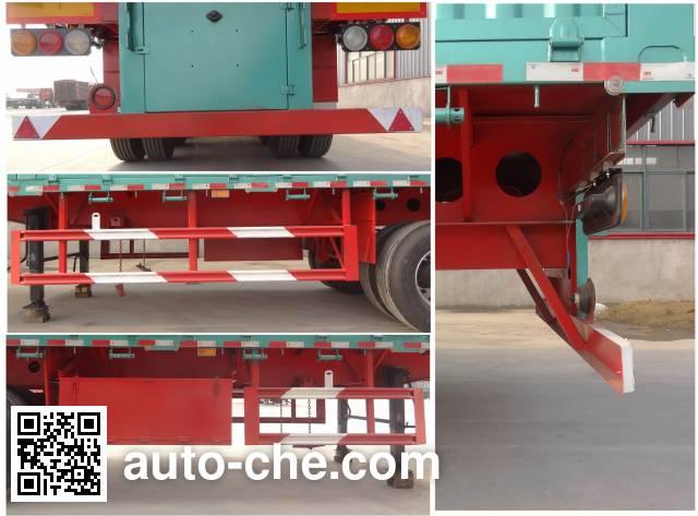 Juntong JTM9401CCY stake trailer
