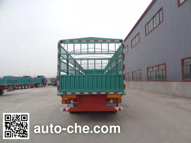 Juntong JTM9405CCY stake trailer